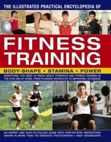 Illustrated Practical Encyclopedia of Fitness Training, Paperback Book