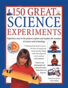 150 Great Science Experiments, Paperback / softback Book