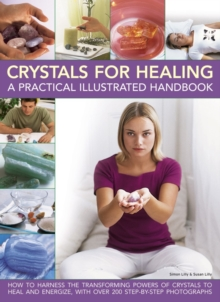 Crystals for Healing, Hardback Book