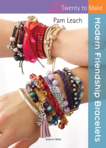 Twenty to Make: Modern Friendship Bracelets, Paperback Book