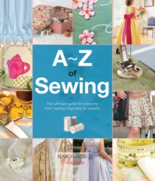 A-Z of Sewing, Paperback / softback Book