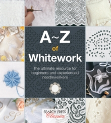 A-Z of Whitework, Paperback Book