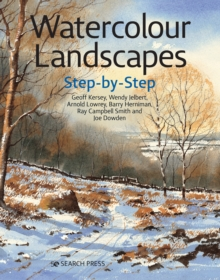 Watercolour Landscapes Step-by-Step, Paperback / softback Book