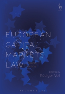European Capital Markets Law, Paperback Book