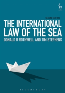 The International Law of the Sea, Paperback / softback Book