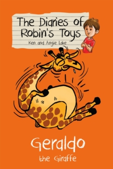 Geraldo the Giraffe, Paperback / softback Book