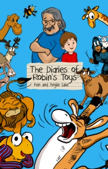 The Diaries Of Robin's Toys : 10 Book Set, Mixed media product Book