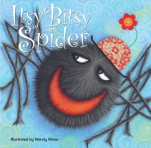 Itsy Bitsy Spider, Paperback Book