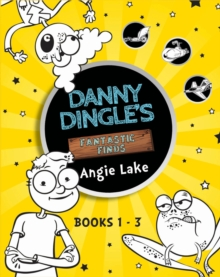 Danny Dingle's Fantastic Finds: Books 1-3, Mixed media product Book