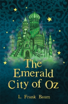 The Emerald City of Oz, Paperback Book