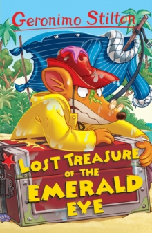 Lost Treasure of the Emerald Eye, Paperback Book