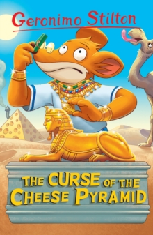 The Curse of the Cheese Pyramid, Paperback Book