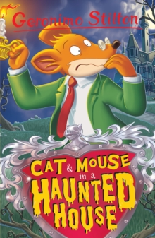 Cat and Mouse in a Haunted House, Paperback Book
