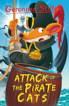 Attack of the Pirate Cats, Paperback Book