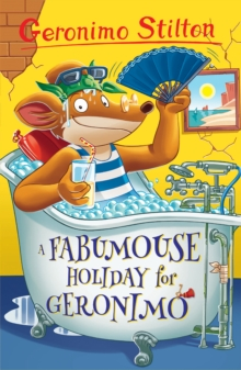 A Fabumouse Holiday for Geronimo, Paperback Book