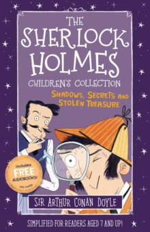 The Sherlock Holmes Children's Collection : Shadows, Secrets and Stolen Treasure, Mixed media product Book