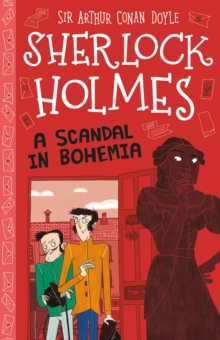 A Scandal in Bohemia, Paperback / softback Book