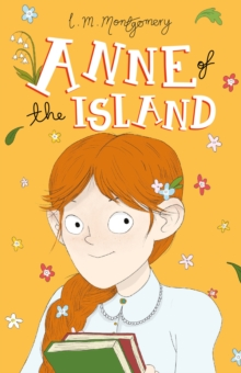 Anne of the Island, Paperback / softback Book