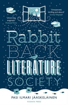 The Rabbit Back Literature Society, Paperback Book