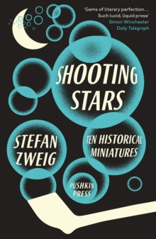 Shooting Stars : 10 Historical Miniatures, Paperback / softback Book