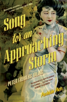 Song for an Approaching Storm, Paperback / softback Book