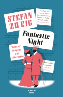 Fantastic Night : Tales of Longing and Liberation, Paperback Book