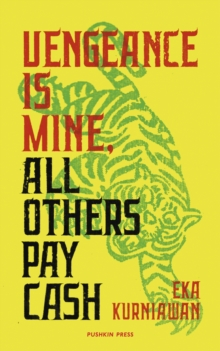 Vengeance is Mine, All Others Pay Cash, Paperback Book