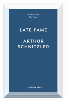 Late Fame, Paperback Book