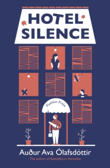 Hotel Silence, Paperback Book