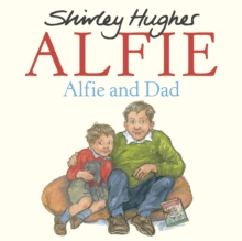 Alfie and Dad, Hardback Book