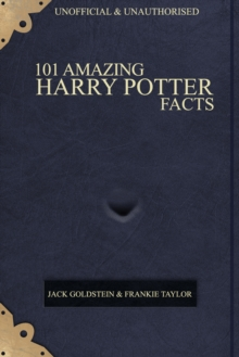 101 Amazing Harry Potter Facts, PDF eBook
