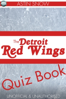 The Detroit Redwings Quiz Book, EPUB eBook