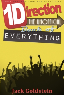 One Direction - The Unofficial Book of Everything, EPUB eBook