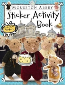 The Mousetons Sticker Activity Book, Paperback Book