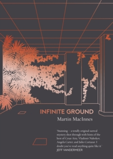 Infinite Ground, Hardback Book