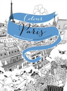 Colour Paris, Paperback Book
