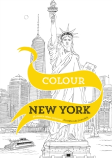 Colour New York, Paperback Book