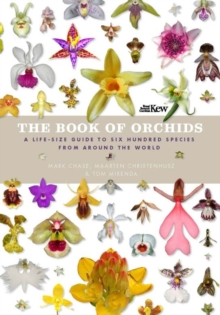 The Book of Orchids : A life-size guide to six hundred species from around the world, Hardback Book