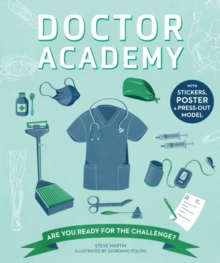 Doctor Academy : Are you ready for the challenge?, Paperback Book