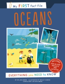 My First Fact File Oceans : Everything you Need to Know, Paperback / softback Book