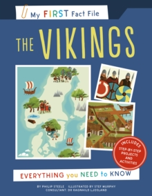 My First Fact File The Vikings : Everything you Need to Know, Paperback / softback Book