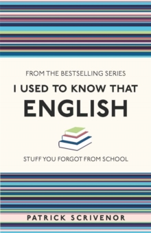 I Used to Know That : English, Paperback Book