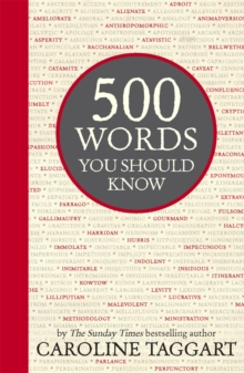 500 Words You Should Know, Hardback Book