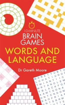 10-Minute Brain Games : Words and Language, Paperback / softback Book