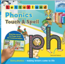 Phonics Touch & Spell, Paperback / softback Book
