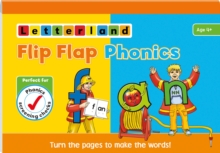 Flip Flap Phonics, Spiral bound Book
