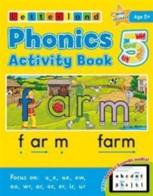 Phonics Activity Book 5, Paperback / softback Book
