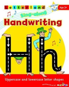 Sing-Along Handwriting Book, Mixed media product Book
