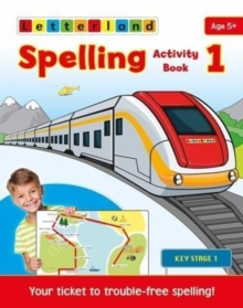 Spelling Activity Book 1, Paperback Book