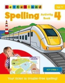 Spelling Activity Book 4, Paperback Book